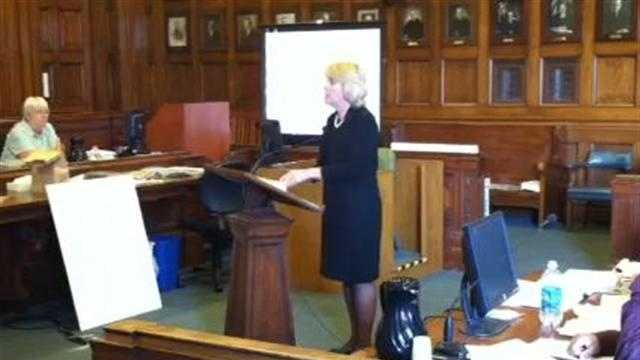 Lisa Marchese In Court
