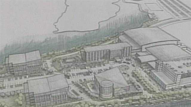 Tuesday night the city of Portland approved a major redevelopment project for Thompson's Point.