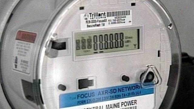 CMP Smart Meter