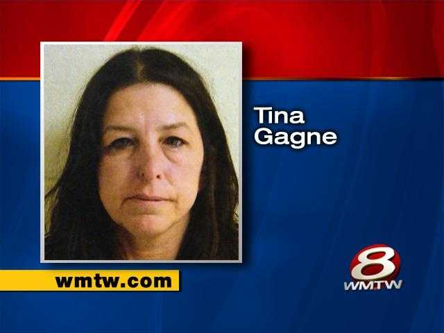 Investigators arrested 46-year-old Tina Gagne and charged her with drug trafficking following the raid of an Arundel gas station Friday morning.