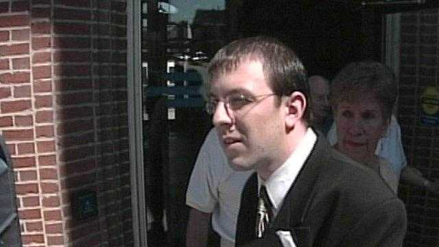 James Raymond in 2008