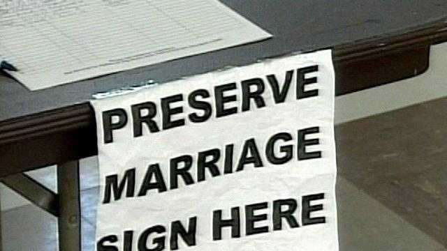 Gay Marriage Petition