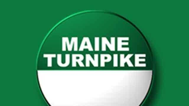 Maine Turnpike Sign