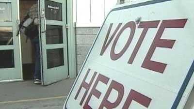 voting station