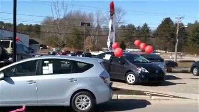 Presidents Day Car Sales
