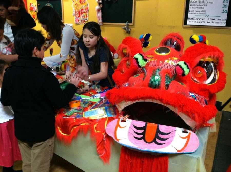 This is the third annual Lunar New Year celebration that the Vietnamese American Association of Maine has held.