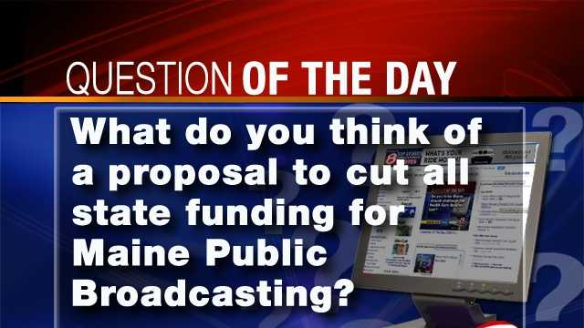 Question of the Day 3-22-12