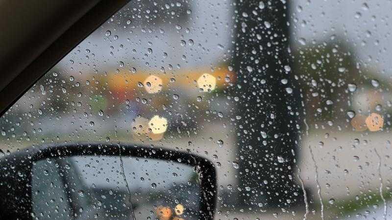 April showers - Generic Rain
