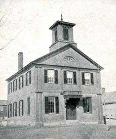 Franklin Academy 1818-1898