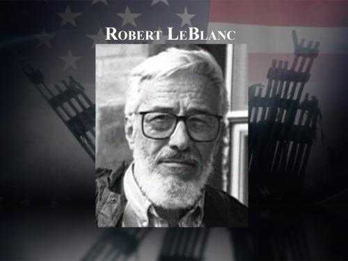 Robert LeBlanc, 70, of Lee, was a world traveler and a professor of Geography at UNH. The father of five was on board flight 175 and headed to a geography conference in California. LeBlanc and his wife Andrea, had planned trips to Argentina, India, and Sweden when he returned.