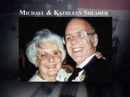 """Michael and Kathleen Shearer, married for 39 years, had built their dream home in Dover. They moved in during the spring of 2001. Michael, the self-crowned """"Lawn King,"""" had seeded his new lawn on Sept. 10. The next day, he and his wife boarded flight 175 to visit one of two daughters. She had just given birth to their first grandchild."""