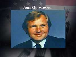 John Ogonowski, 50, of Dracut, Mass., was the Captain of American Airlines flight 11. The air force veteran had four loves -- Country, flying, farming, and his family. Before Ogonowski left for work that morning he looked in on his sleeping daughters and kissed his wife, a flight attendant, one last time.