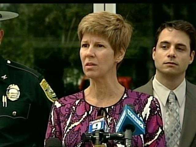 Assistant Attorney General Jane Young announced a $30,000 reward in the Celina Cass case and said the public is able to make donations.