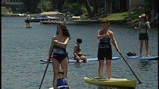 Standup Paddle Boarding - 28637993