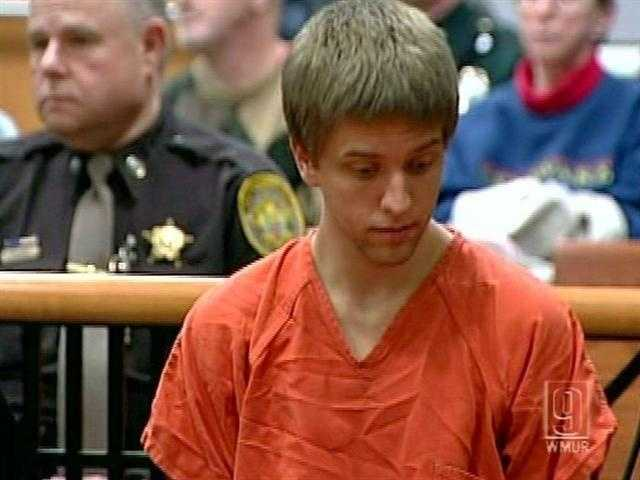 March 25, 2011 - Christopher Gribble was found guilty and sane Friday in the murder of Mont Vernon mother Kimberly Cates.