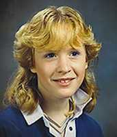 CARRIE MOSS - Age 14, she went missing on July 25, 1989, after she had gone to visit friends in Goffstown. Carrie's skeletal remains were discovered in a wooded area of New Boston on July 18, 1991. A cause of death was never determined because of the decomposition&#x3B; however, the case has been treated as a homicide.