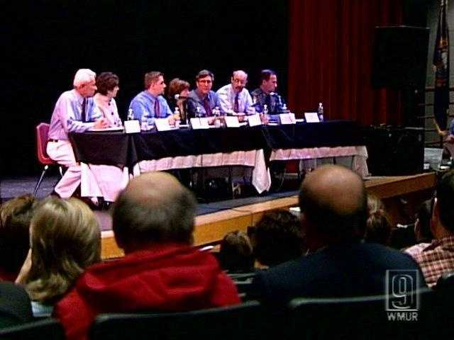 Oct. 19, 2009 - Hundreds of Mont Vernon residents concerned about their safety converged at a local crisis meeting Monday night to express their fears and frustrations two weeks after Kimberly Cates was found dead in her home and her 11-year-old daughter seriously injured.
