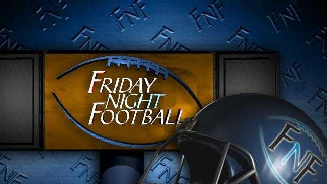 Friday Night Football 2008 Logo - 17402937