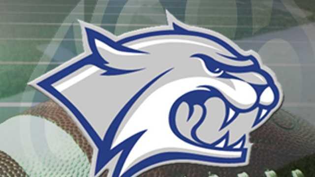 UNH Football Logo