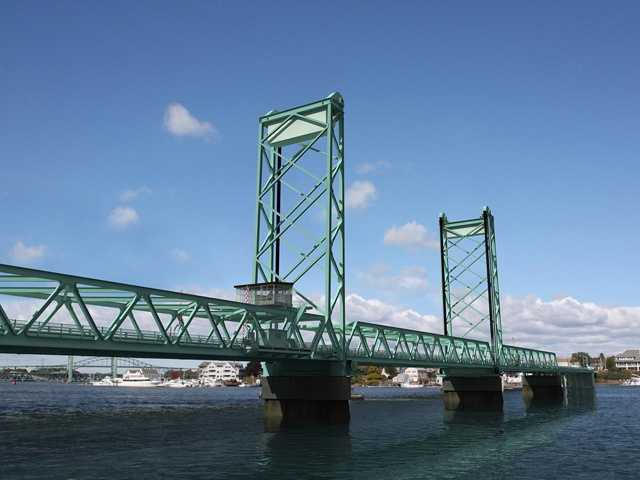 Purpose: The new bridge will have a sleek design with a lower height. The new bridge is geared toward safety, ease of maintenance and long-term durability.