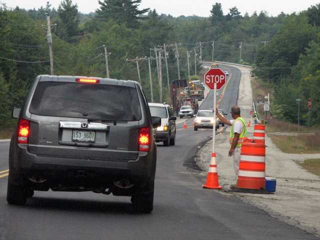 Ever wonder what exactly the road crews are working on? We'll be featuring new traffic projects each week in this slideshow. If you want to know more about a project, leave a comment below, and we'll try to include it in this slideshow.