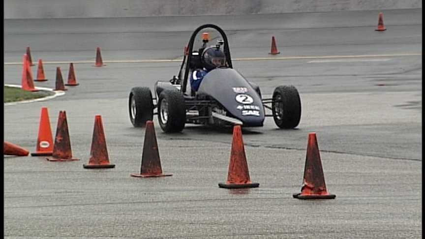 Tuesday May 15th: Formula Hybrid Racing