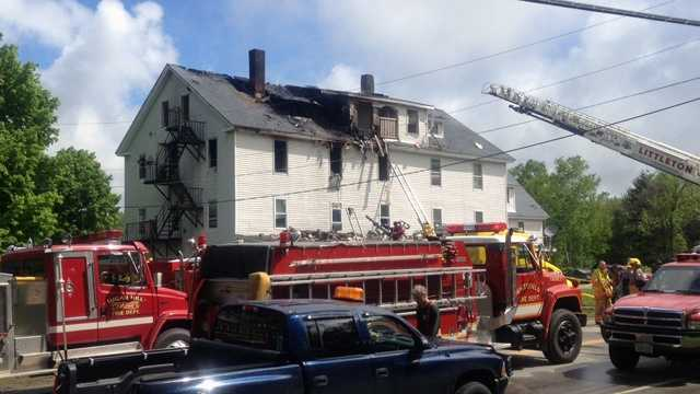Firefighters from several communities were called to a fire in Bethlehem at a three-story apartment building. Read more