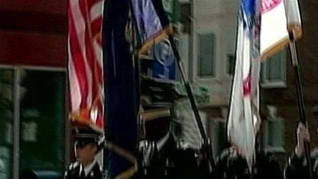 Concord Memorial Day parade