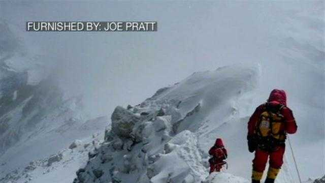 NH Hiker Climbs Everest