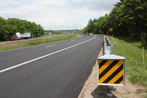 Purpose: The project consists of 2.5 miles of highway paving and the rehabilitation of bridge decks.
