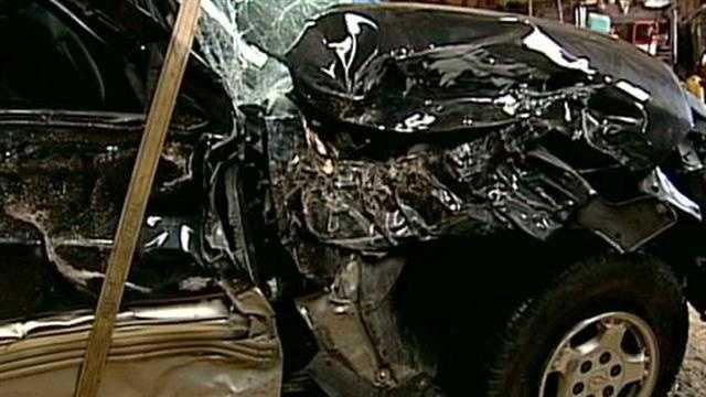 Man accused in crash that injured daughter
