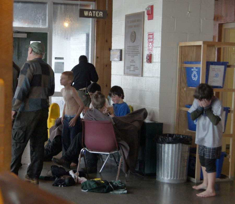 Despite heavy rain, freezing temperatures and winds near hurricane force, 31 hikers trekked up trails on Mt. Washington this weekend. Twenty-one of them were unprepared, according to Mike Pelchat, the manager of Mt. Washington State Park. Park staff gave the hikers clothes, blankets, warm drinks and a ride off the summit.