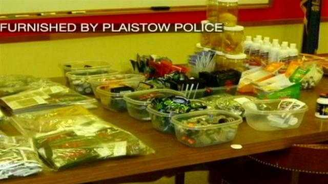 Plaistow Bath Salts Seized