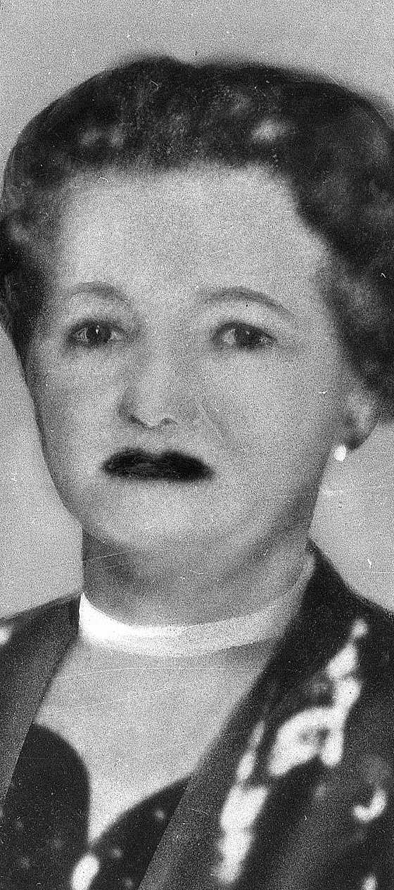 """Ida Irga, 75, was sexually molested and strangled&#x3B; found on August 21, 1962 at 7 Grove Street in Boston. She was the fifth """"Strangler"""" victim."""