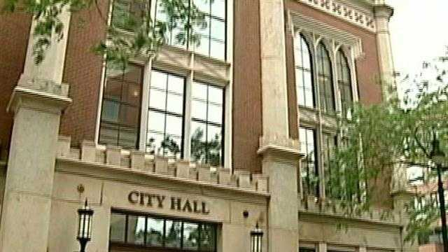 Manchester passes city budget amid heated debate.