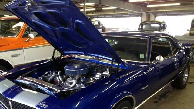 1968 RS Camaro