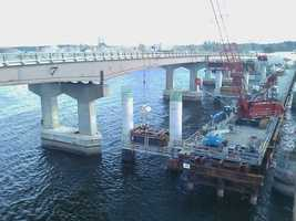 Newington-Dover Little Bay Bridge:This project involves the construction of a new bridge to carry two northbound and two southbound lanes of the Spaulding Turnpike (NH 16) over Little Bay in Newington and Dover.