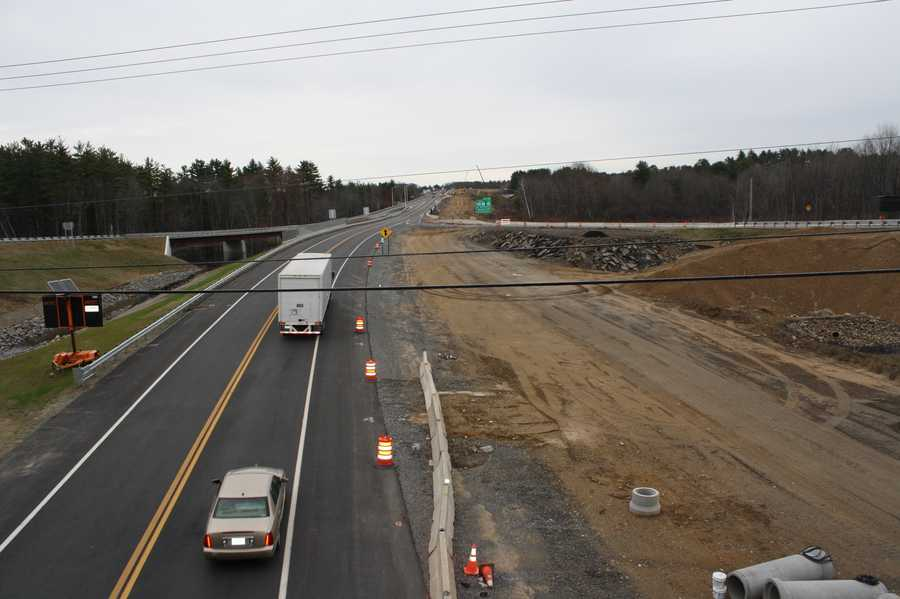 Spaulding Turnpike-Rochester:This project involves the rehabilitation and widening (from two lanes to four lanes) in Rochester.