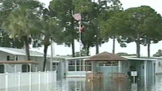 Red Cross Debby Response