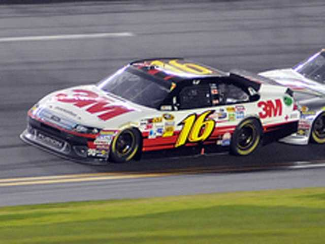 Greg Biffle will be racing for Claremont on July 15.