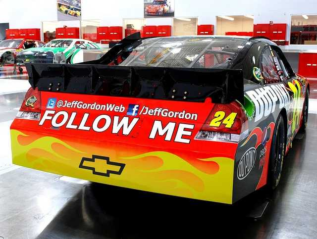 Jeff Gordon will be racing for Berlin on July 15.