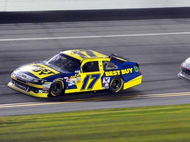 Matt Kenseth will be racing for Concord on July 15.