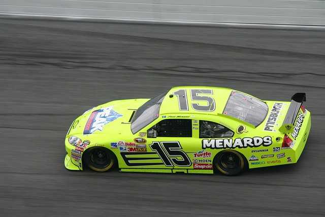 Paul Menard will be racing for Somersworth on July 15.