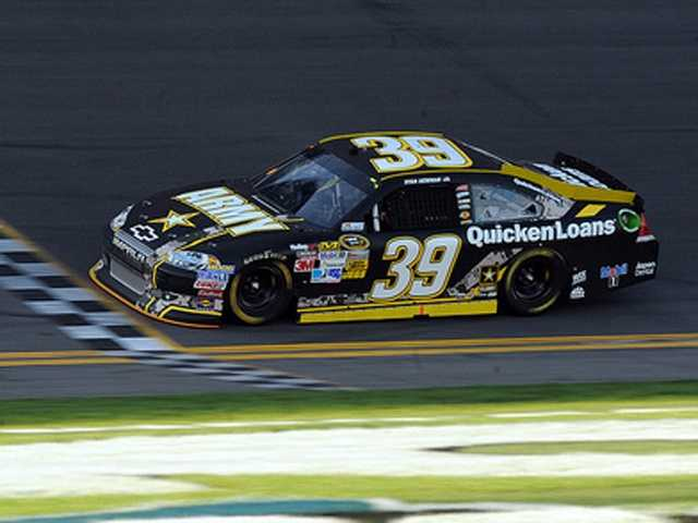 Ryan Newman will be racing for Somersworth on July 15.
