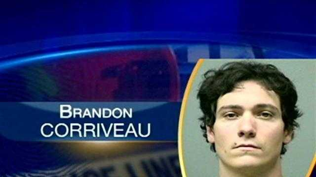 Man arrested in Manchester home invasion plot.