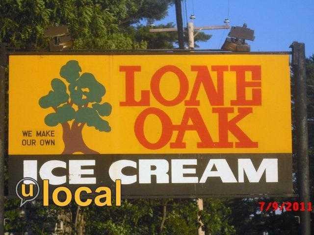 #4 Lago's Lone Oak Ice Cream - 175 Milton Road, Rochester, N.H.