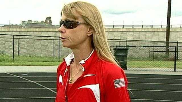 Manchester's Joanne Dow will compete in the Olympic Trials Sunday morning
