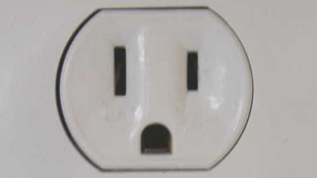 Electic Outlet Electrical Power