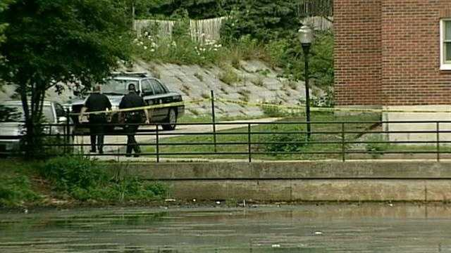 A 29-year-old man drowned in a pond in Nashua on Saturday.