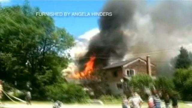 House fire in Berlin claims 1 life